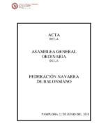 Acta Asamblea 22 de Junio de 2018