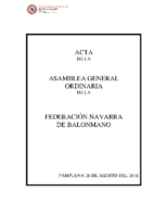 Acta Asamblea 26 de Agosto 2016