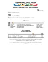 Modificación Autobuses 10 de Noviembre