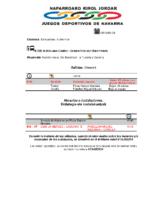 Modificación Autobuses JDN 23 de Marzo