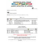 Modificaciones Autobuses 24 de Noviembre