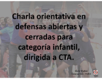 Defensas Abiertas en Deporte Base