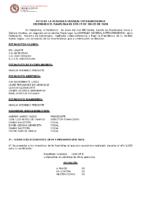 Acta AG Extraordinaria 25 de Junio de 2020