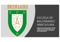 Protocolo Partidos – Anaitasuna_Anaitazarra