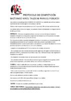 Protocolo Partidos – Baztango